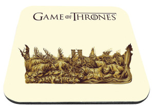 "Game Of Thrones - Crown 9x7"" Mousepad"