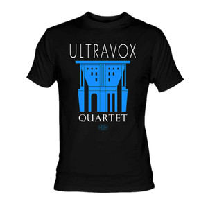 Ultravox - Quartet T-Shirt