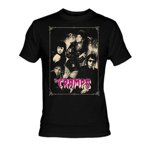 The Cramps Rockin' Bones T-Shirt