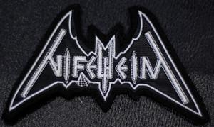"Nifelheim Logo 4x3"" Embroidered Patch"