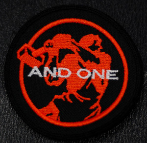 """And one Logo 4x4"""" Embroidered Patch"""