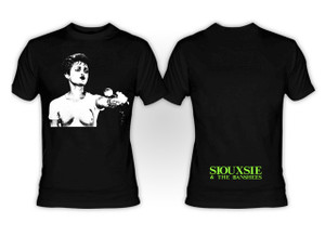 Siouxsie and the Banshees - Love In a Void T-Shirt ** LAS ONE IN STOCK EVER **