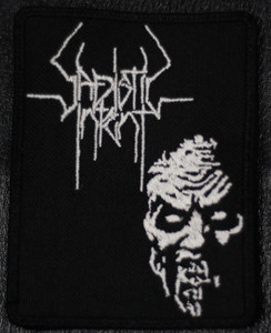 """Sadistic Intent Demon 4x5"""" Embroidered Patch"""