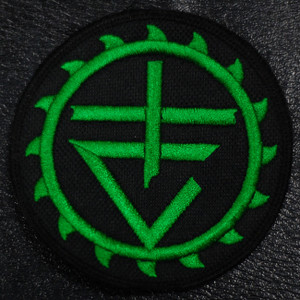 """Terminal Choice Logo 3x3"""" Embroidered Patch"""