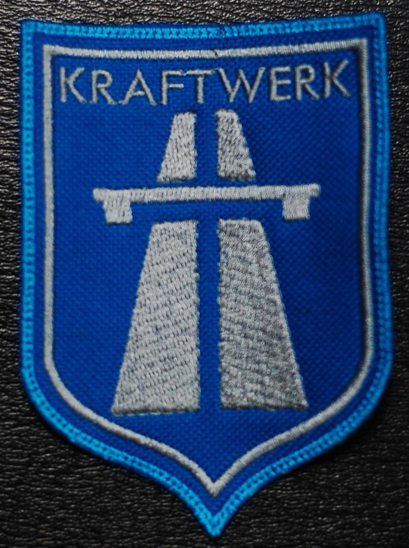 Kraftwerk Autobah Logo 3x4
