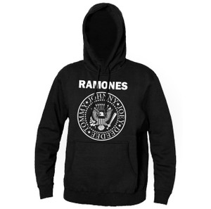 Ramones Logo Hooded Sweatshirt