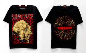 Carcass - Skull Anatomy T-Shirt
