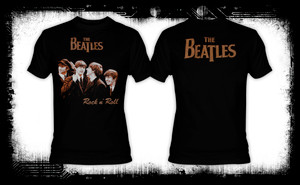 The Beatles - Rock & Roll T-Shirt