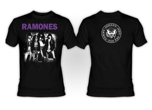 Ramones Band Pic T-Shirt