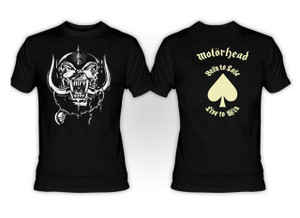 Motorhead Born to Lose, Live to Sin T-Shirt