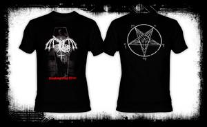 Pest - Blasphemy Is My Throne T-Shirt