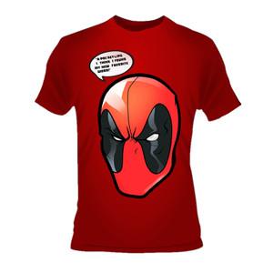 Deadpool A*poc*key*lips T-Shirt