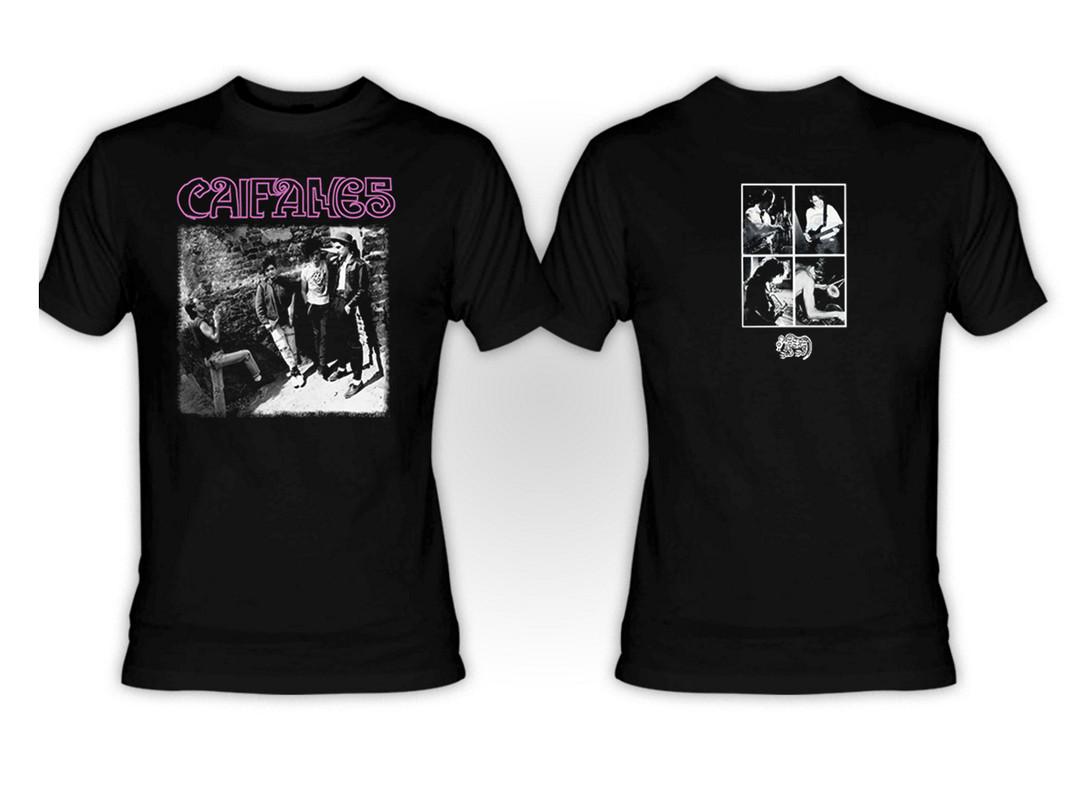 3ed77fcf92a ... Caifanes La Negra Tomasa T-Shirt. Image 1. Click to enlarge