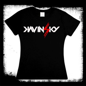 Kavinsky Logo Girls T-Shirt Last Ones In Stock!