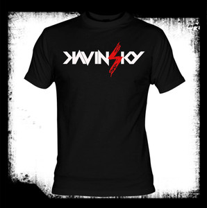 Kavinsky Logo T-Shirt Last Ones In Stock!
