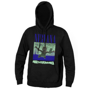 Nirvana Nevermind Hooded Sweatshirt