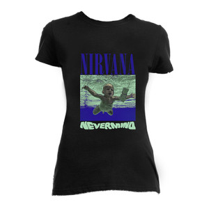 Nirvana Nevermind Girls T-Shirt
