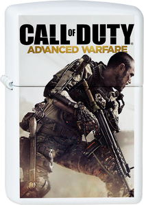 Call of Duty - Advanced Warfare White Lighter Videogames