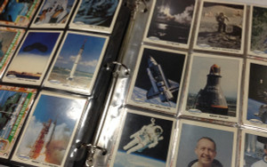 NASA Trading Cards Collection! N.A.S.A. USA Space