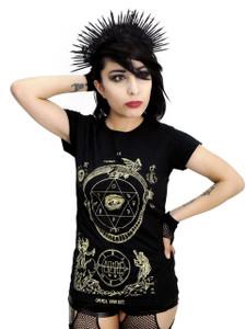 Omnia Unus Ouroboros Girls T-Shirt