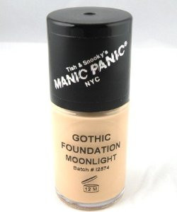 Manic Panic Dreamtone® Liquid Natural Tone Foundation Moonlight®