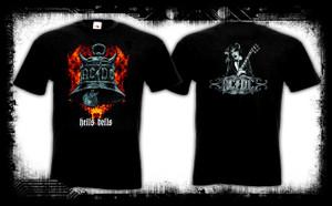 AC/DC - Hells Bells T-Shirt