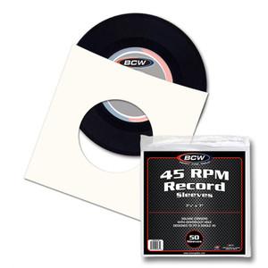"7"" Paper Records Inner sleeves package"