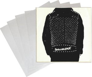 """7"""" Plastic Records outer sleeves package"""