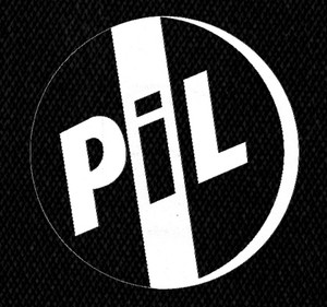 "P.I.L. Public Image Ltd Logo 5x5"" Printed Patch"