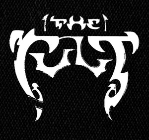 "The Cult Logo 5x4"" Printed Patch"