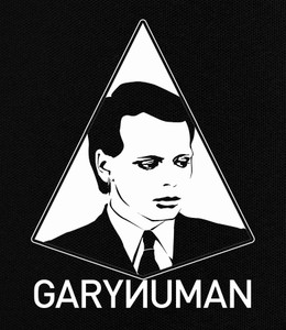 "Gary Numan The Principle 4x5"" Printed Patch"