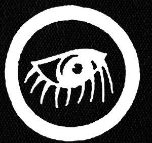 "Genocide Eye Logo 5x5"" Printed Patch"