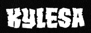 "Kylesa Logo 6x2"" Printed Patch"