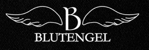 "Blutengel Logo 12x5"" Printed Patch"