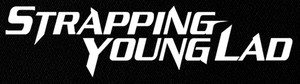 "Strapping Young Lad Logo 6x2"" Printed Patch"