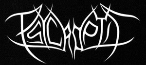 "Psycroptic Logo 7x4"" Printed Patch"