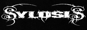 "Sylosis Logo 6x3"" Printed Patch"