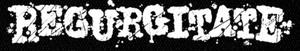 "Regurgitate - Logo 6x2"" Printed Patch"