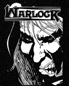 "Warlock Logo 4x5"" Printed Patch"