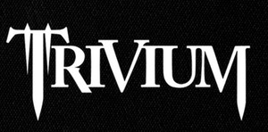 "Trivium Logo 7x4"" Printed Patch"