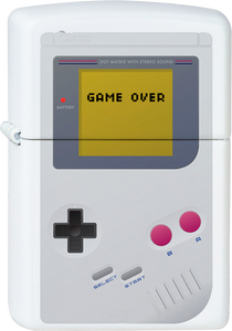 Game Boy White Lighter