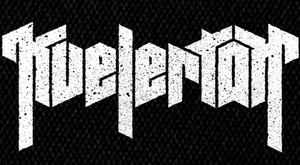 "Kvelertak Logo 6x3"" Printed Patch"