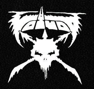 "Voivod Skull Logo 5x4"" Printed Patch"