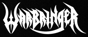 """Warbringer Logo 7x3"""" Printed Patch"""