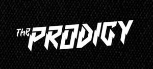 "The Prodigy Logo 4x4"" Printed Patch"