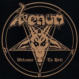 "Venom - Welcome to Hell 4x4"" Color Patch"