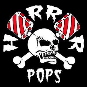 """Horrorpops - Logo 4x4"""" Color Patch"""
