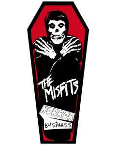 "Misfits - Horror Business 6x2.5"" Color Patch"