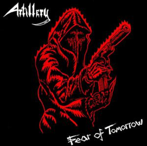"Artillery - Fear of Tomorrow 4x4"" Color Patch"