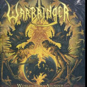 "Warbringer - Worlds Torn Asunder 4x4"" Color Patch"